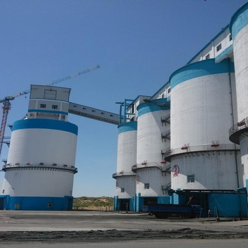 内蒙古东胜某煤炭公司煤炭测量